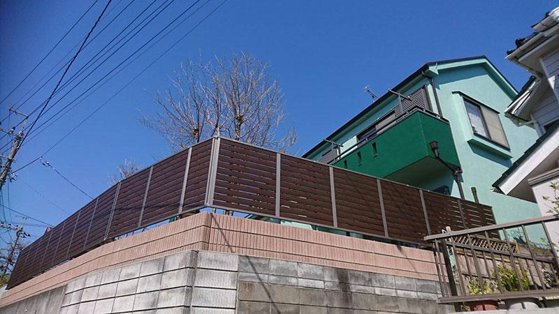 外壁・屋根 塗装工事 施工後